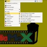 StoMoX-Menü - Grafikprogramme