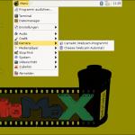 StoMoX-Menü - Programme rund um angeschlossene Kameras