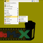 StoMoX-Menü - Programme für die Erstellung von Filmen mit Stop-Trick-Technik